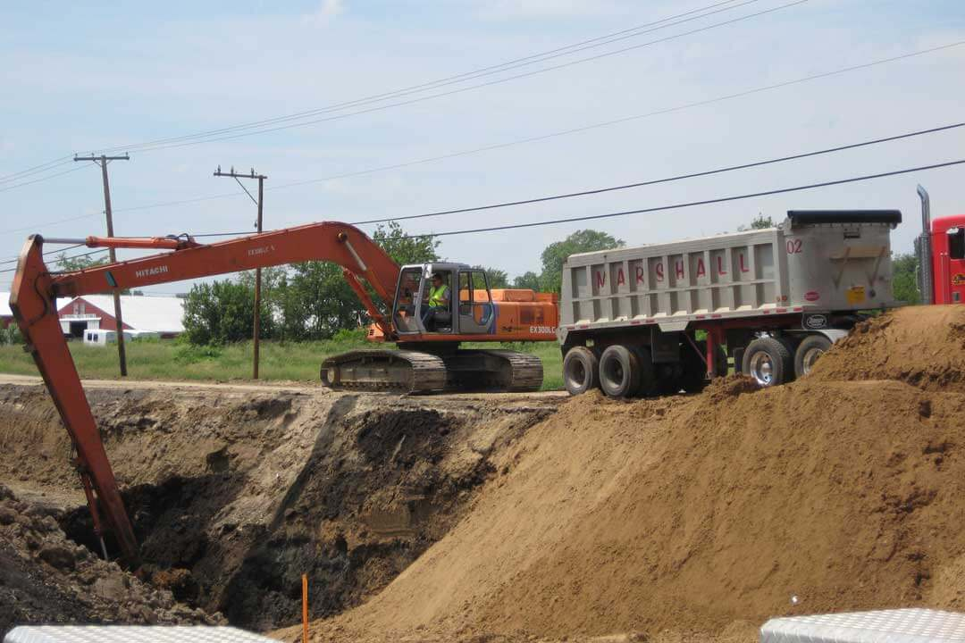 Indot and Public Works Project Example
